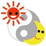 陰陽のバランスが大事